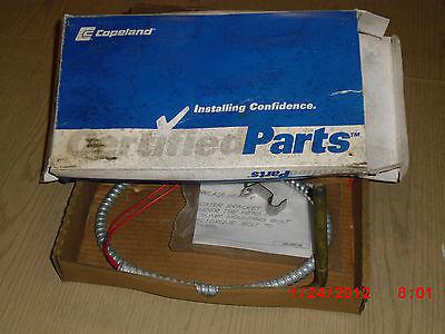 Copeland Crankcase Heater Insertion