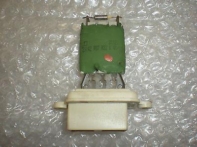 Vauxhall Meriva A 2003-2012 Heater Blower Fan Motor Resistor 13124714 GM