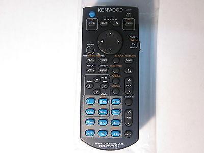 Kenwood Rc-dv331 Control Remote Dnx6990hd