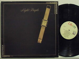 CLASSIX-NOUVEAUX-disco-LP-33-giri-NIGHT-PEOPLE-stampa-INGLESE-1981-Made-in-UK