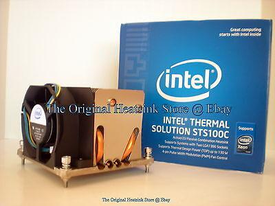 Intel Xeon Socket B 1366 Heatsink Fan For X5670-x5667-x5660-x5650-x5647-e5649