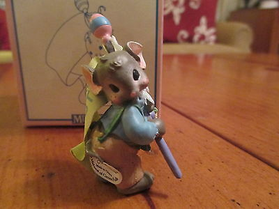 MouseKins Midwest J.D. Burroughs Easter Parade Figurine (In Original Box)