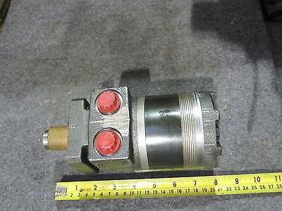 Parker Ross 4zc53 Hydraulic Motor Tb0195fs10