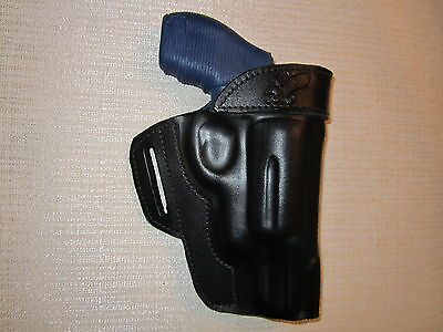 Fits Taurus 4510 Judge, Public Defender, Formed Leather,owb, Belt Holster