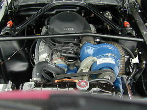 1965-1966 Vintage Shelby Mustang GT350 Paxton Supercharger Kit Ford 289 HP