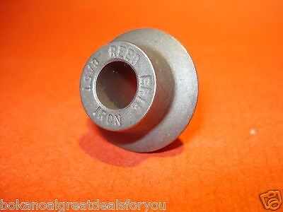 Reed 03520 Cast Iron Cutter Wheel 2rbci For Ridgid 1a, 2a, 360, Reed 2-1 & More