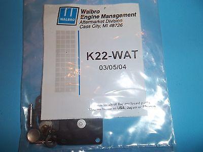 Walbro Carburetor Kit K22-wat