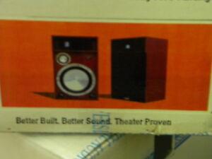 Digital Audio 2002 Stereo Speakers (A Pair)