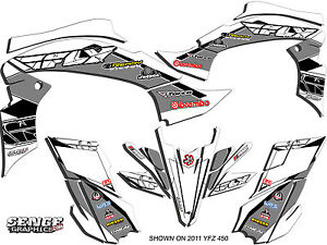 raptor 350 raptor350 yamaha graphics kit deco stickers atv 4 fly decals ebay