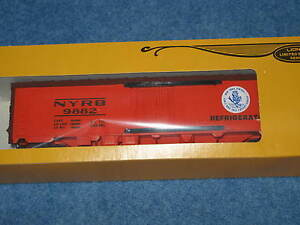 1979-Lionel-6-9882-New-York-Central-Reefer-NYC-New-in-Box-L1001