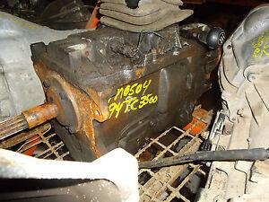 91 95 Chevy GMC 1500 2500 3500 4x4 5 Speed Manual ...