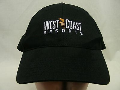 West Coast Resorts   2004 Fishing Crew   Adjustable Ball Cap Hat