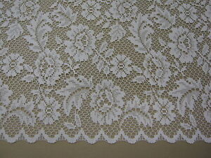 NEW-CREAM-Lace-Curtain-for-Bathroom-Toilet-Caravan-69-LENGTH-selling-per-mt