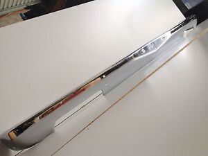 DATSUN NISSAN SUNNY B110 1200 B120  UTE COUPE SEDAN CHROME FRONT BUMPER BAR