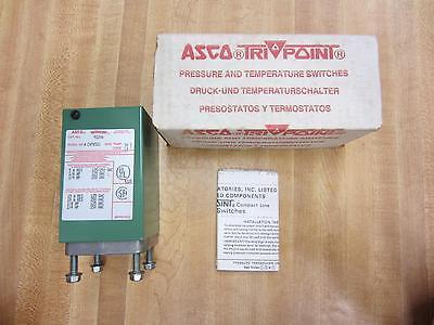 Asco Pg20a Pressure And Temperature Switch