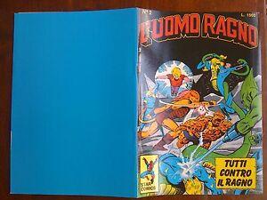UOMO RAGNO N. 2 STAR COMICS, MAGGIO 1987, CONDIZIONI EDICOLA! - Italia - UOMO RAGNO N. 2 STAR COMICS, MAGGIO 1987, CONDIZIONI EDICOLA! - Italia