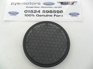Genuine Ford Galaxy 94-00 Set Of 4 Speaker Covers (Grey)