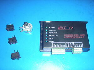 Dc Motor Speed Controller 12 Volt 15 Amp With