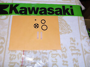 KAWASAKI-H1-H2-KH500-FUEL-GAS-PETCOCK-REBUILD-KIT-INCLUDES-SOCK-FILTERS-NEW-ITEM