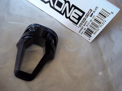 Sixsixone Charger Motorcycle Helmet Mouth Blk