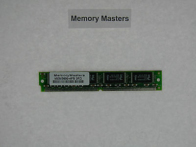 Mem3600-4fs 4mb Flash Simm For Cisco 3600 Series