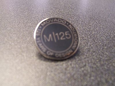 Movado 125 Years Lapel Hat Pin Ships From Usa