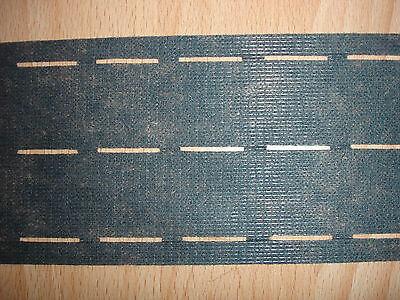 Saumfix,0,20€/m Kantenband, Bügelvlies 10 m, 9cm breit dunkelgrau