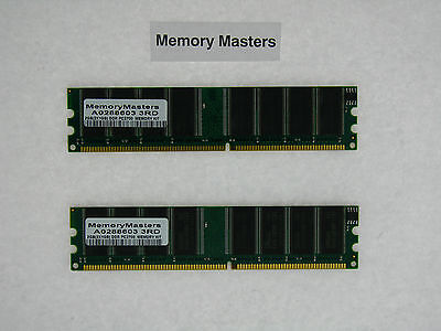 A0288603 2gb (2x1gb) Memory Pc2700 For Dell Demension 4600 8300