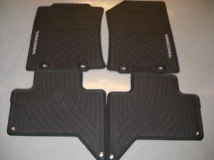 toyota tacoma double cab floor mats ebay. Black Bedroom Furniture Sets. Home Design Ideas