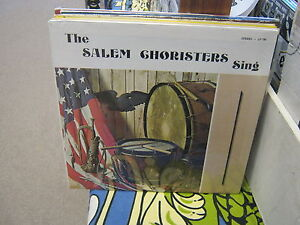 Salem-Choristers-sing-vinyl-LP-19Crusade-Records-SEALED-Quincy-Illinois