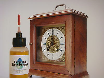 Very Best Oil For Seth Thomas Or Any Vintage Clock Lqqk