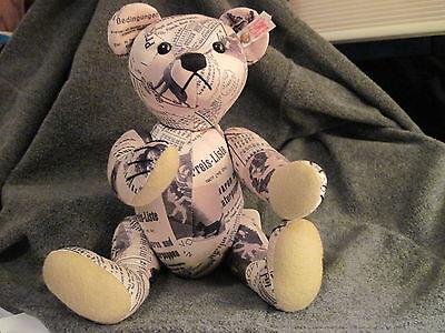 Steiff Catalog Bear 037177