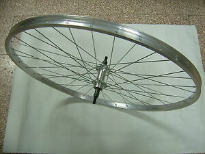 Ruota-Cerchio-Posteriore-Bici-City-Bike-28-6-7-Velocita-barilemoto