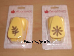 Woodware-Big-Yellow-Punch-3-8cm-1-5-Various-Designs