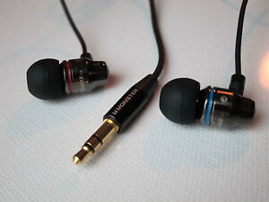 Genuine-Original-MONSTER-LIL-Jamz-In-Ear-headphones-earphones-earbuds-Deep-Bass