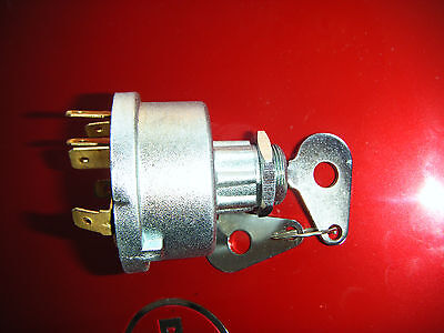 Citroen 2cv after market replacement ignition switch from 2cv parts specialist
