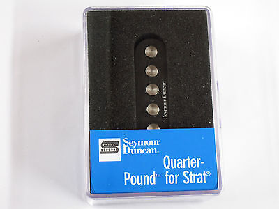 Seymour Duncan Ssl 7 Quarterpound Staggered for Strat Ssl-7/Qp Staggered (1120209)
