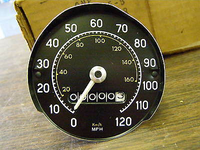 1971 1972 1973 Mercury Capri 120mph Speedometer / Odometer