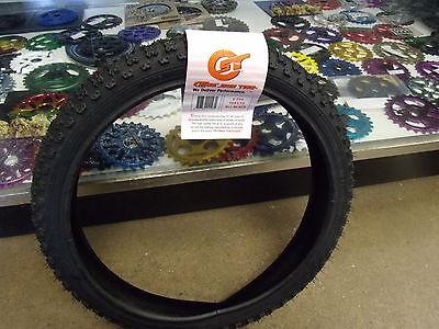Cheng Shin 16 X 2.125 Knobby Black Bicycle Tire