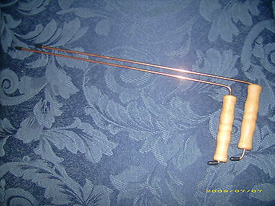 N3 COPPER  DOWSING RODS WATER , TREASURES , LOST OBJECTS , QUESTIONS ANSWERED