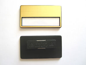 10-x-ALTA-Plastico-Credencial-con-magnetica-color-oro
