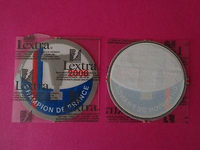 Patch LFP Champion officiel LEXTRA 2006 Lyon OL