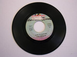 Carl-Douglas-Gamblin-Man-Kung-Fu-Fighting-45-RPM-20th-Century-Records