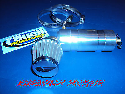 BUELL  MOTORCYCLE HARLEY CATCH CAN W/ BREATHER  X1 S1 XB M2 S3 OIL COLLECTOR