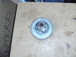 KALT SPACE BARON 30 MAIN DRIVE GEAR ASSEMBLY AND ONE-WAY BEARING