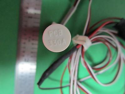 Pcb Piezotronics 330a Piezoelectric Accelerometer Calibration Vibration