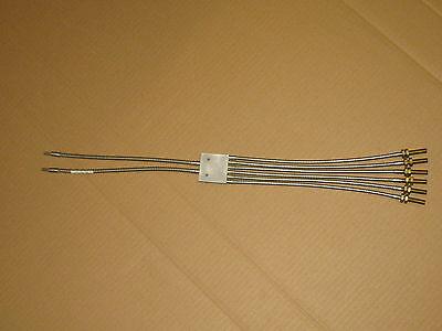 Banner Glass Fiber-optic Sensor Hbf2.52smtt New