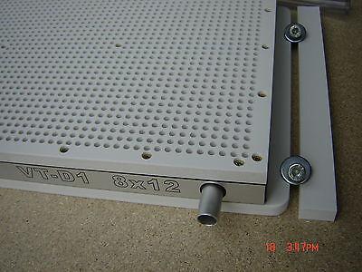 """Vacuum Table VT-D1  8"""" x 12"""""""