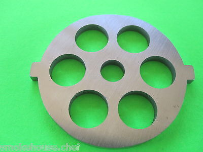 1/2 (12mm) Hole Grinder Disc Plate For Kitchenaid Mixer Fga Meat Food Chopper
