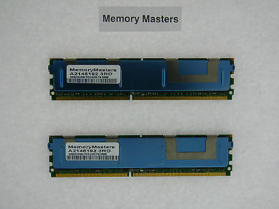 A2146192 8gb 2x4gb Pc2-5300 Memory Dell Poweredge 1900 2 Rank X 4